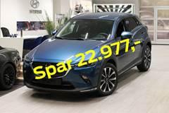 Mazda CX-3 Sky-G 121 Optimum aut. 2,0