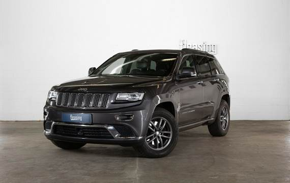 Jeep Grand Cherokee MJT 250 Summit aut. 3,0