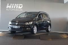 VW Touran TDi 115 Comfortline 7prs 1,6