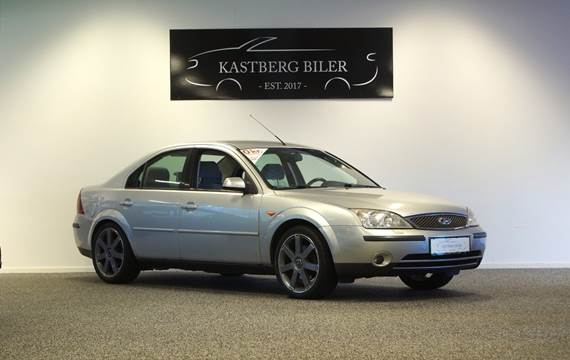 Ford Mondeo 2,0