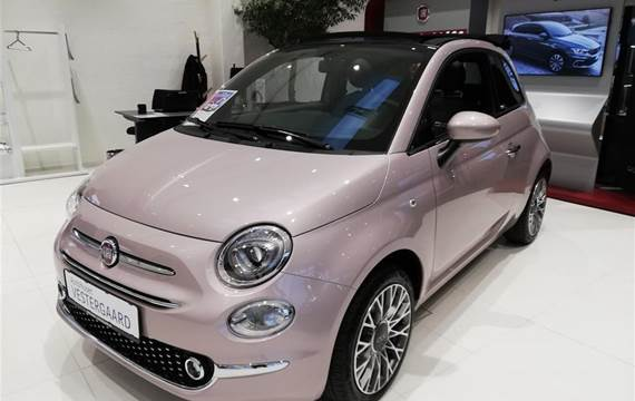 Fiat 500C Eco Super Star Start & Stop  Cabr. 1,2