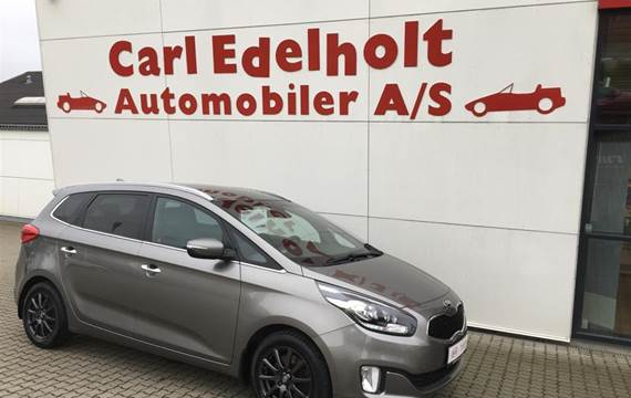 Kia Carens 7 pers.  CRDI Attraction  6g 1,7