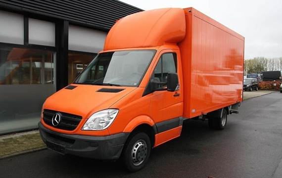 Mercedes Sprinter 518 CDi R3 Chassis 3,0
