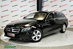 Mercedes E220 d stc. aut. Van 2,0
