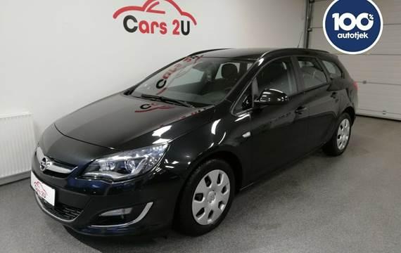 Opel Astra CDTi 110 Sport ST eco 1,7