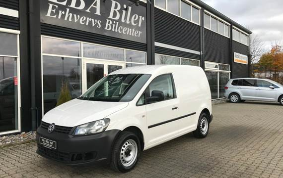 VW Caddy TDi 75 BMT Van 1,6