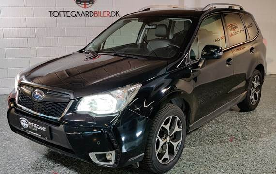 Subaru Forester D XE CVT AWD 2,0