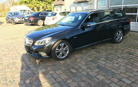 Mercedes E220 BlueTEC Edition E stc. aut. 2,2