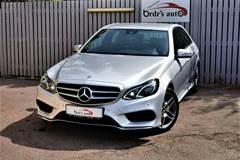 Mercedes E220 BlueTEC AMG Line aut. 2,2