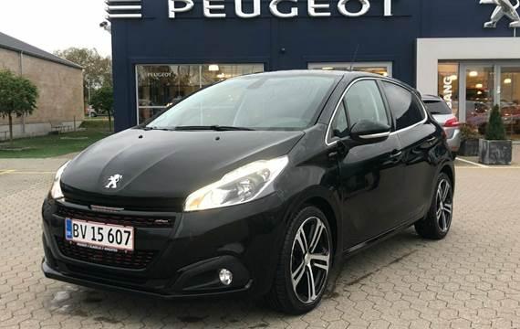 Peugeot 208 BlueHDi 100 GT Line Sky 1,6