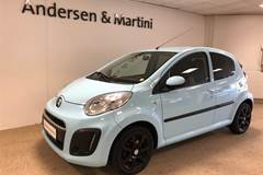 Citroën C1 Seduction Clim  5d 1,0