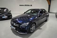Mercedes C220 CDi AMG Line aut. 2,2