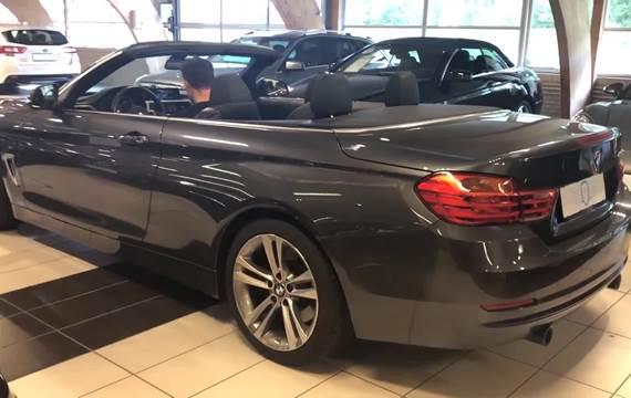 BMW 435i Cabriolet aut. 3,0