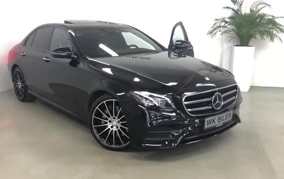 Mercedes E350 d AMG Line aut. 3,0