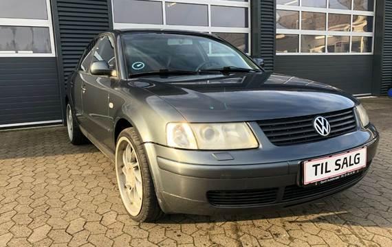 VW Passat TDi 150 2,5