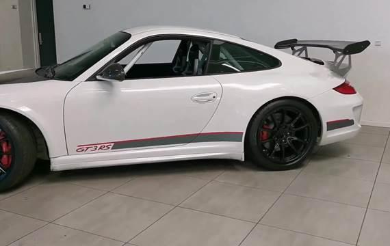 Porsche 911 GT3 RS Coupé 3,6