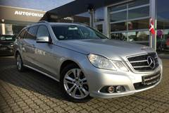 Mercedes E350 CDi stc. aut. BE 3,0