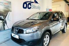 Nissan Qashqai+2 Visia 7prs 1,6