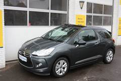 Citroën DS3 VTi 82 Design Cabrio 1,2