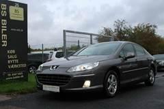 Peugeot 407 HDi 110 Premium 1,6