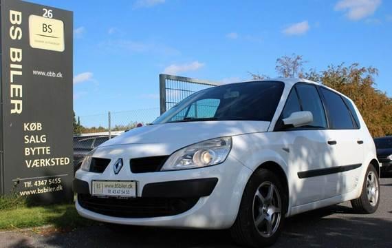 Renault Grand Scenic II dCi Dynamique Comf. 1,9