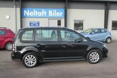 VW Touran TDi 105 Freestyle 7prs 1,9