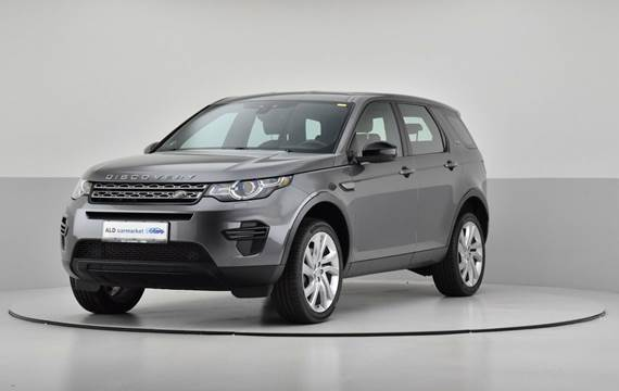 Land Rover Discovery Sport Si4 240 S aut. 2,0