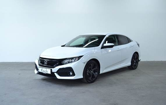 Honda Civic VTEC Turbo Elegance CVT 1,0