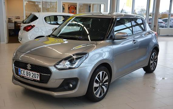 Suzuki Swift Dualjet Hybrid Exclusive Xtra 1,2