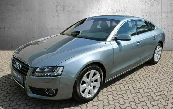 Audi A5 TFSi 160 SB 1,8
