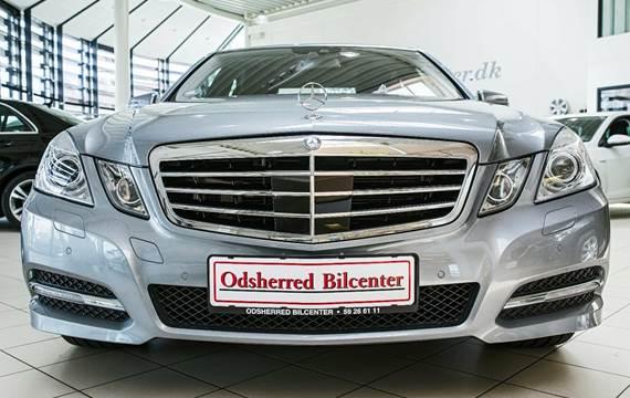 Mercedes E350 CDi Avantgarde aut. 4-M BE 3,0