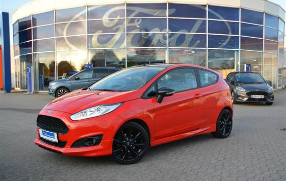 Ford Fiesta EcoBoost Red Edition Start/Stop  3d 1,0