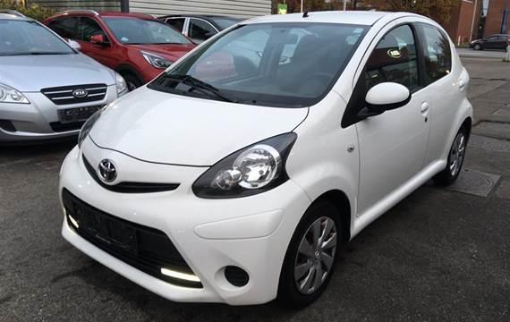 Toyota Aygo 1.0 VVT-i 1,0