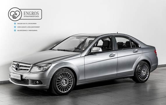 Mercedes C200 CDi Classic 2,2