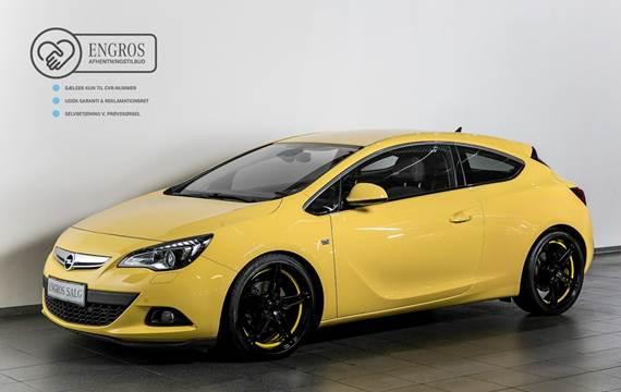 Opel Astra T 180 Sport GTC 1,6
