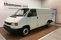 VW Transporter D Kassevogn kort 2,4
