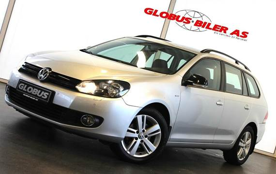 VW Golf VI TDi 105 Match Variant BMT 1,6