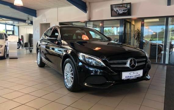 Mercedes C200 d Business stc. aut. 1,6
