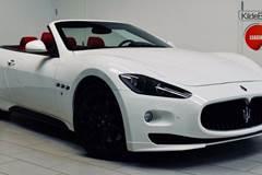 Maserati GranCabrio Sport Automatic 4,7