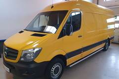 Mercedes Sprinter 316 CDi R3L Kassevogn 2,2