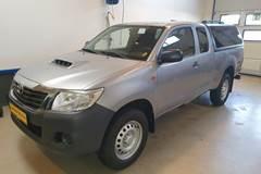 Toyota HiLux D-4D 144 Ex.Cab T2 2,5
