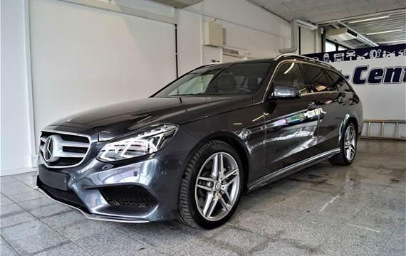 Mercedes E350 BlueTEC stc. aut. 4-M 3,0