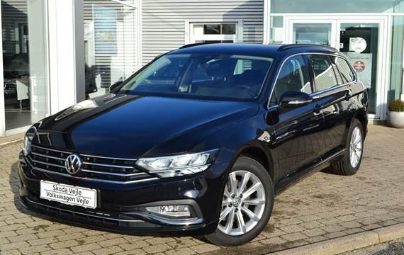 VW Passat TDi 150 Business+ Variant DSG 2,0