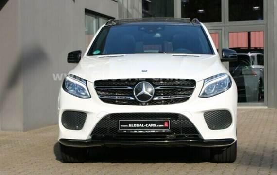 Mercedes GLE500 e aut. 4-M 3,0