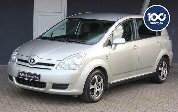 Toyota Corolla Verso Terra 7prs 1,8