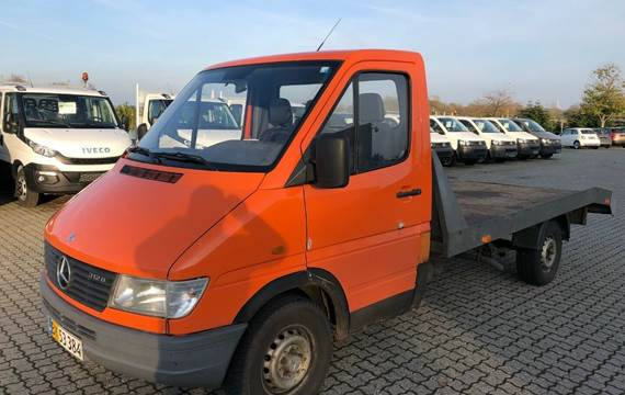 Mercedes Sprinter 312 D Chassis 2,9