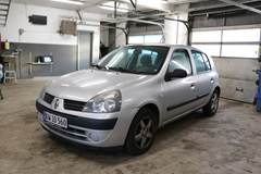 Renault Clio II 8V Authenique 1,2