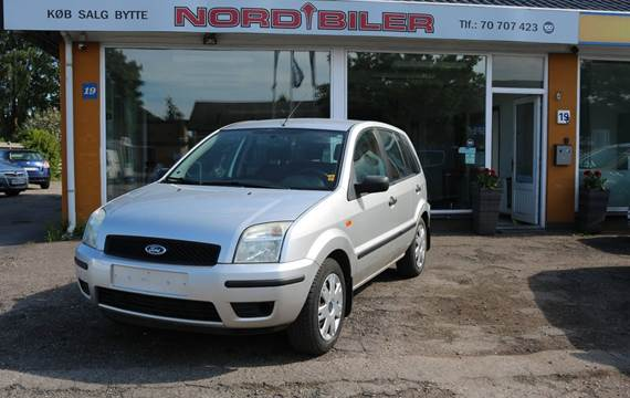 Ford Fusion TDCi 1,4