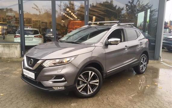 Nissan Qashqai DCi N-Connecta NNC Display  5d 6g 1,5