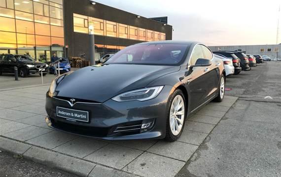 Tesla Model S 75D  EL 4x4  5d Aut.